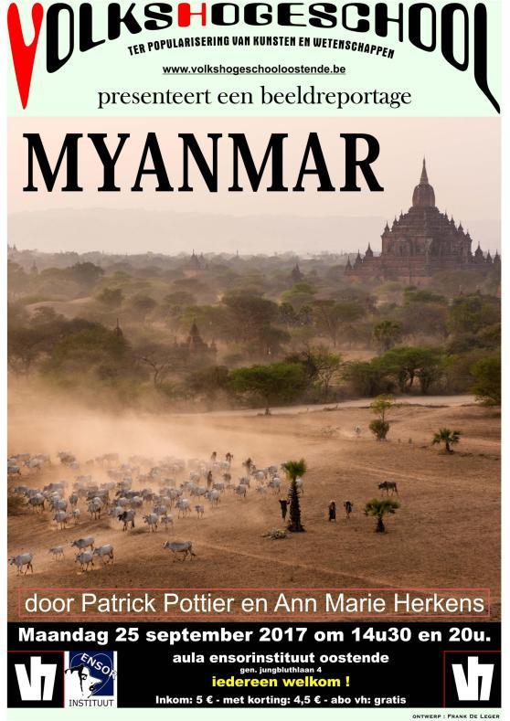 170925 Myanmar Volkshogeschool