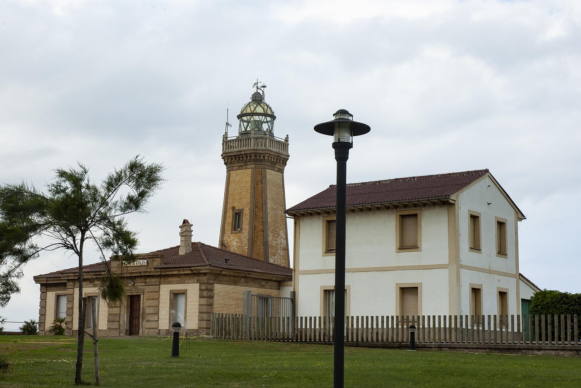 Faro de Avilès