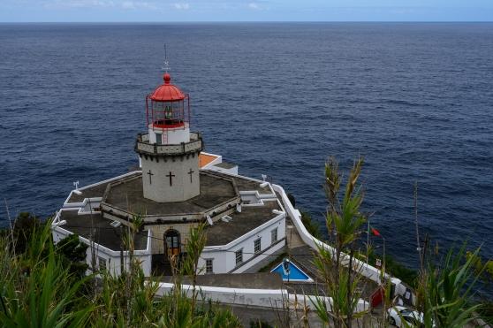Faro do Arnel- Azoren