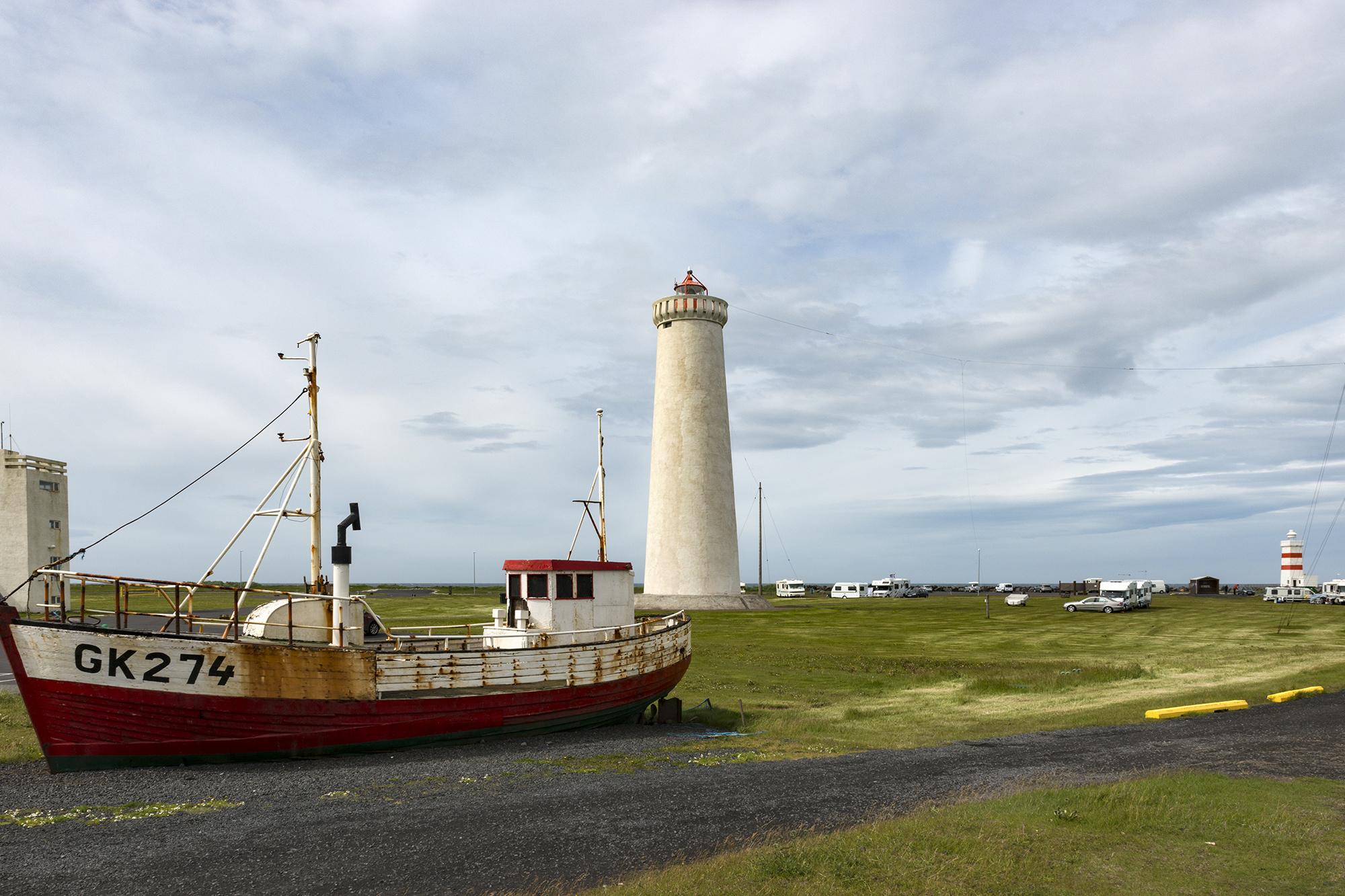 Garoskagi- IJsland