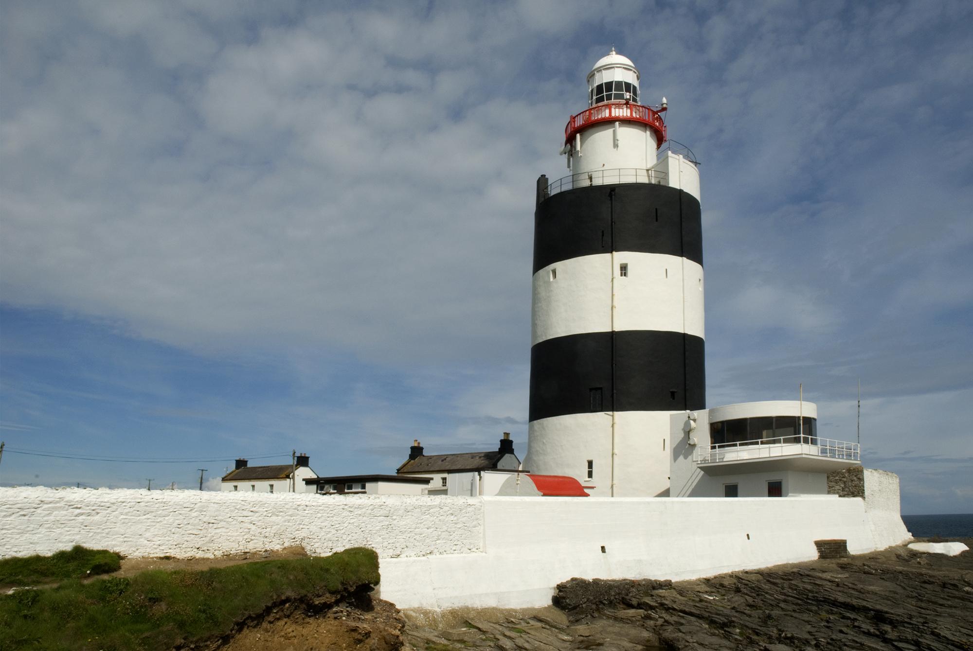 Hook lighthouse-Ierland